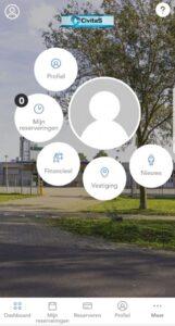 CivitaS - Toegangstag + App Dewi