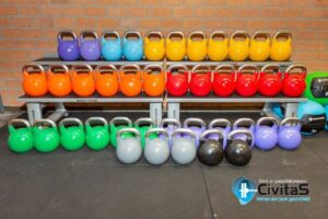 Kettlebells (Circuit Training) CivitaS