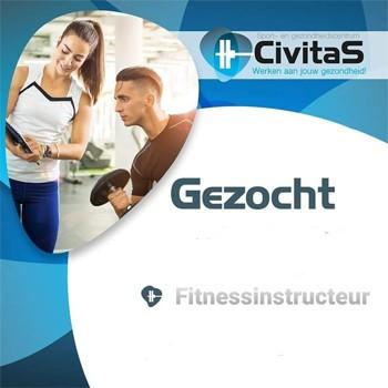 Vacature - Fitnesscoach / Werken bij CivitaS